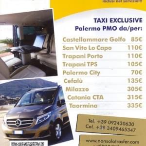Nonsolotransfer Taxi Tour